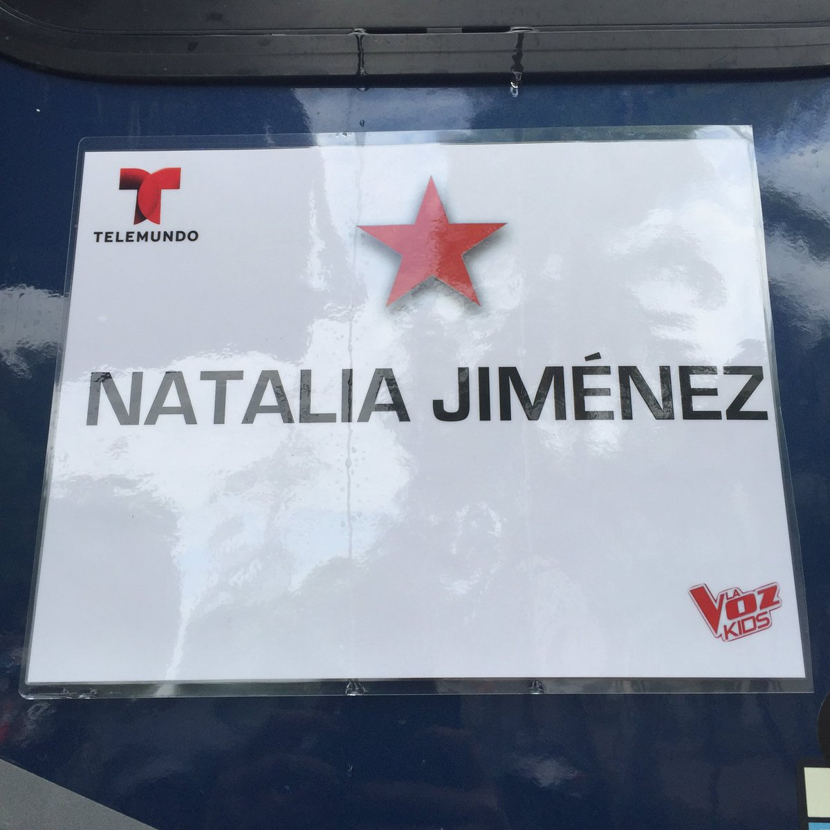 Oh yes... We are back! @NataliaJimenez #LVK ✌