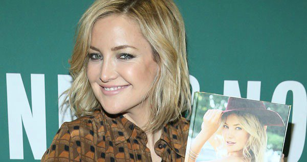 Kate Hudson's had amazing results after doing this one ritual everyday for over a year: