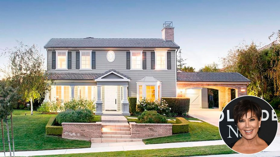 Kris Jenner Purchases $2.3M Calabasas Home