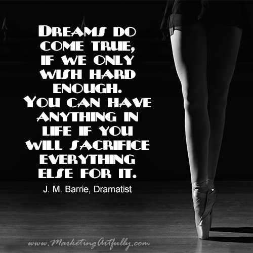 Dreams do come true if only we wish hard enough .JM Barre #writer #quotes https://t.co/VM2kjkPCzC