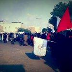 مباشر:جماهيرُ الإرادة تحتشد وسط ساحات #سترة ضمن فعاليات #عصيان_النمر وإحياء الذكرى الخامسة للثورة. #البحرين #14FEB https://t.co/0xKscz52ND