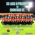 O domingo, ven ao Anxo Carro! @CDeportivoLugo B \ @polvorin_lugo  - @ChAtletico  16:15 h! Non faltes! #ForzaLugo https://t.co/DkbROGDX75