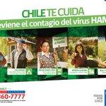 Ten un verano feliz! Cuídate del #hanta Sigue recomendaciones #Chiletequieresano #valdiviacl #elranco #FelizViernes https://t.co/Tn5KPeFYnp