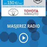 ¡¡¡ Disponible la App +Jerez Radio !!! App Store - https://t.co/ippaA9ENy6 Google Play - https://t.co/Yrt0FQPzCu https://t.co/j8AylVNZGC