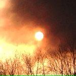 #njmorningshow Fire at industrial park #Hillsborough closes Schools and smoke creates eclipse @News12NJ https://t.co/ls14mv7ci6