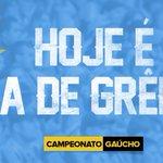 Hoje é #DiaDeGrêmio e do centésimo jogo na Arena! Vem pra Grêmio x São José-POA, às 19h30! #Gauchão2016 https://t.co/d4U2xYhAp6