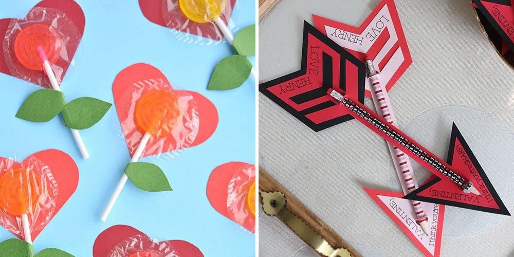 Regalos caseros para el 14 de febrero: 6 #manualidades molonas para regalar en #SanValentin