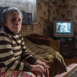 Heartbreaking photos by @shelomovskiy from eastern Ukraine, 1 year after Minsk agreement: https://t.co/yuDwEIAEsP https://t.co/qNIRa8zhSW