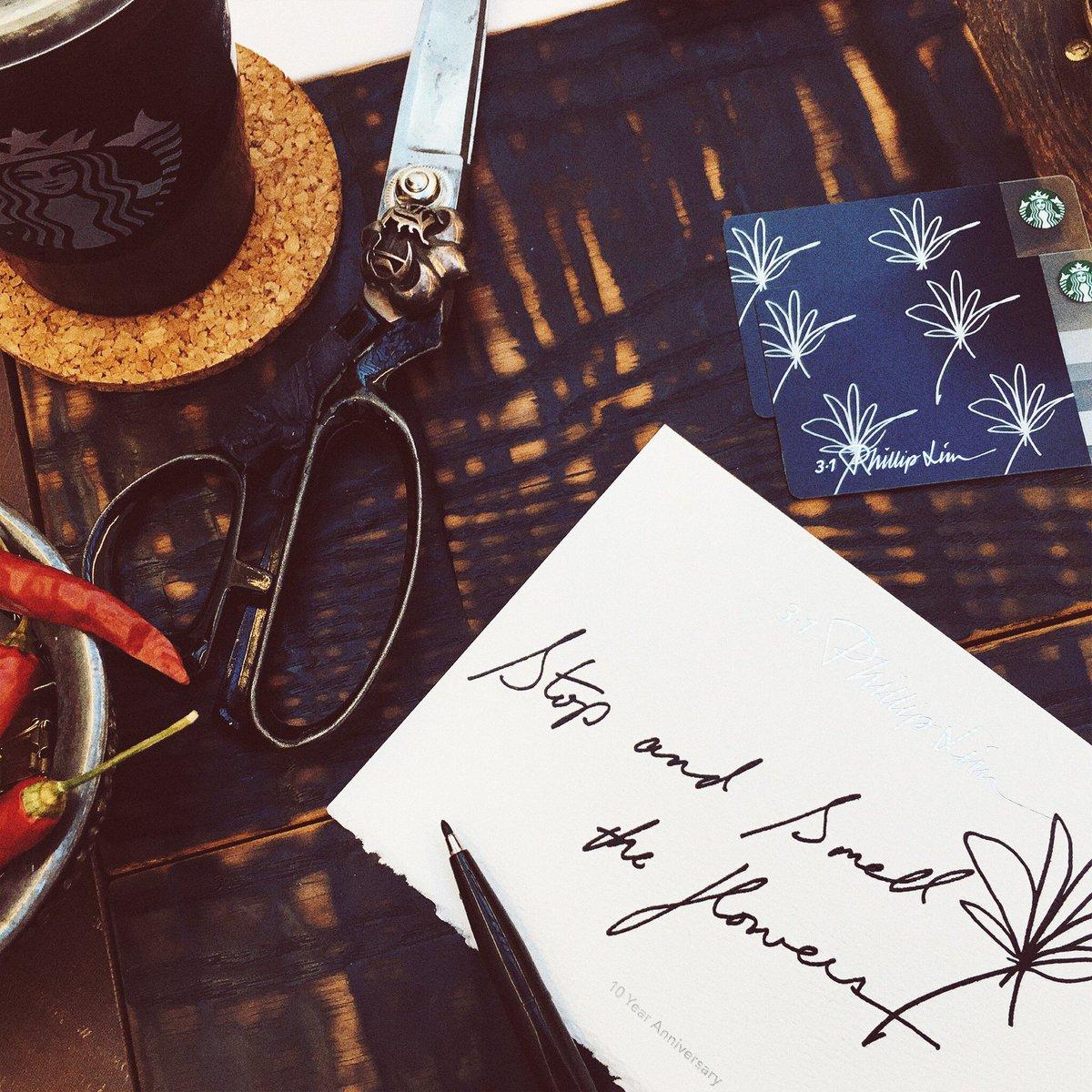 3.1 フィリップ リム特別デザインのスターバックス カードが、ELLE Japon 2/27発売号の付録で登場。https://t.co/Trhl9Sb3nt  #31SASTF @ellejapan @Starbucks_J https://t.co/kixvKcKPvI