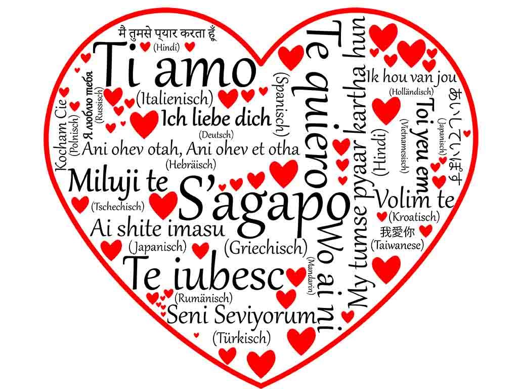 ich liebe dich auf kroatisch