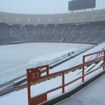Snowfall on #Rocky Top this morning. @Vol_Football @VolNetwork_IMG https://t.co/hdpqwYhfqj