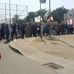 مسيرات تنطلق الان في #باربار #كرزكان و #سترة ف #bahrain https://t.co/TiOsiEBuGm