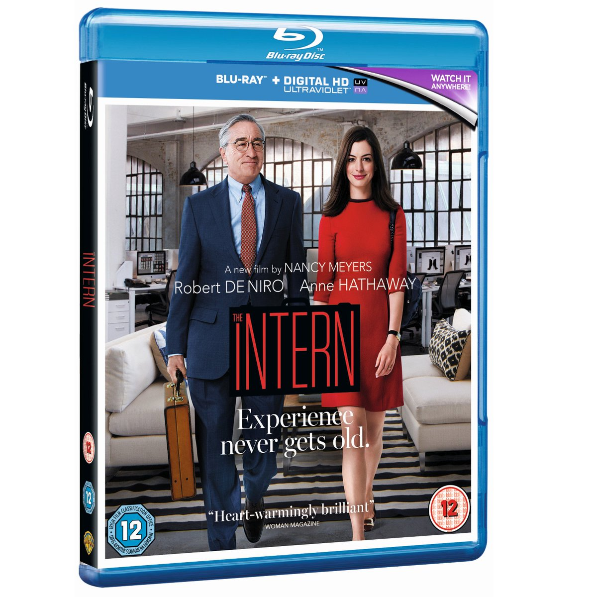 Win! Follow @CultBoxTV and RT for a chance to win one of 4 copies of 'The Intern' - https://t.co/gIIFJ5J0tb https://t.co/c8FHzvnVYd