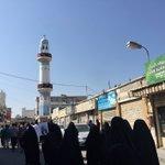 تظاهرة في قرية السنابس في اول ايام #عصيان_النمر الجمعة ١٢ فبراير ٢٠١٦ #البحرين #bahrain https://t.co/NCuuZAf4eq