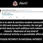 ALERT! @MumbaiPolice @KolkataPolice @hydcitypolice @CPBlr @CPMumbaiPolice @TelanganaDGP @BlrCityPolice @ANI_news https://t.co/DIFWKrGZME