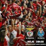 Hoje é dia de Benfica! #CarregaBenfica #ChegouAHora #RumoAo35 https://t.co/PY2AU1bEkk