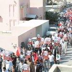 ????حشود تتظاهر في الدراز بعد شعائر الجمعة وتؤكد على مطالب شعب #البحرين ???? صور???? https://t.co/hSXqNKdvkE #Bahrain https://t.co/jRLNYsBpW7