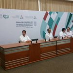 Presentes con el G. @alitomorenoc en la firma de convenio de colaboración en materia de Propiedad Industrial. https://t.co/KEqBaDMRmB