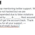 Kindly spread!!! ???? KATHNIEL Asias EmergingLoveteam #VoteKathrynFPP #KCA -Alek https://t.co/VysVb3K3dl