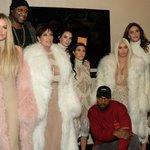 Kanye West debuts Life of Pablo at #NYFW with the whole fam: https://t.co/z1OjSQoyXh https://t.co/hY14rdt7Dv
