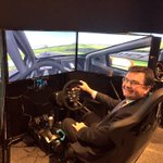 Thanks @FormulaFast for a fun afternoon on the new simulators. Racing fans - make sure you visit and give it a go! https://t.co/3zpyzbWlRn