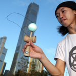 Hong Kong takes on a new non-digital pastime from the home of otaku: can kendama catch on? https://t.co/ihBmBS8Rug https://t.co/oiVsO7PmrW