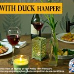 #WIN a Romantic Hamper from Red Tractor assured @RemarkableDuck ..simply RT for the chance! https://t.co/xvBRU2Pws7