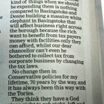 Letter in todays Gazette - resident shares concern of more cuts to recycling facilities in #Basingstoke https://t.co/JSlf5fZhXP