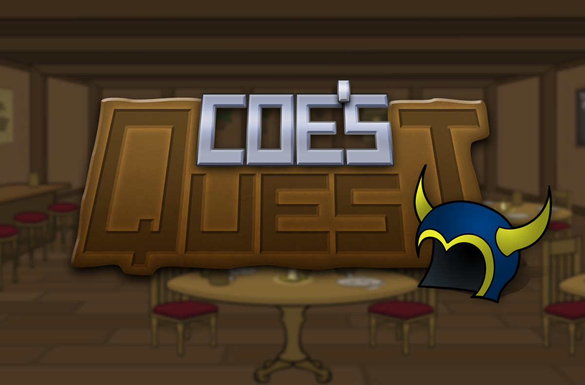 Live streaming the release of the 1st ep. of Coe's Quest on Sat, Feb. 13th at 3PM EST! https://t.co/KJlZpB8XQ8 https://t.co/OgQPxZg6OW