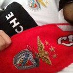 Amo-te Benfica! Ontem, hoje e sempre!!! ❤️❤️❤️ #CarregaBenfica #SejaOndeFor #RumoAo35 #Juntos #EPluribusUnum https://t.co/m6Z8DQBSNs