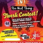 Hoy tenemos la noche calentita con TWERK de Bilbao 🔥 y TWERK contest! 🔥🔥 #TNT Anticipadas a nuestro equipo de RRPPs. https://t.co/aLUeswhGIe