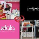 We are live @ YUDALA Ikeja, Buy an Infinix phone + Tag Bae = Win Roses & chocolate. https://t.co/Hs7h46UzTj