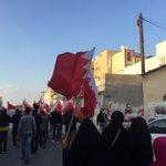 ???? ورد الآن | أهالي منطقة #سار يخرجون في مسيرة سلمية في الذكرى الخامسة لانطلاق الثورة #البحرين #Bahrain #14FEB https://t.co/I67CRTPLjl