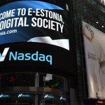 BREAKING: E-residency enables @NASDAQ Tallinn-listed companies' shareholders to e-vote https://t.co/yO8KX4Sm18 https://t.co/BvLrxu2doZ