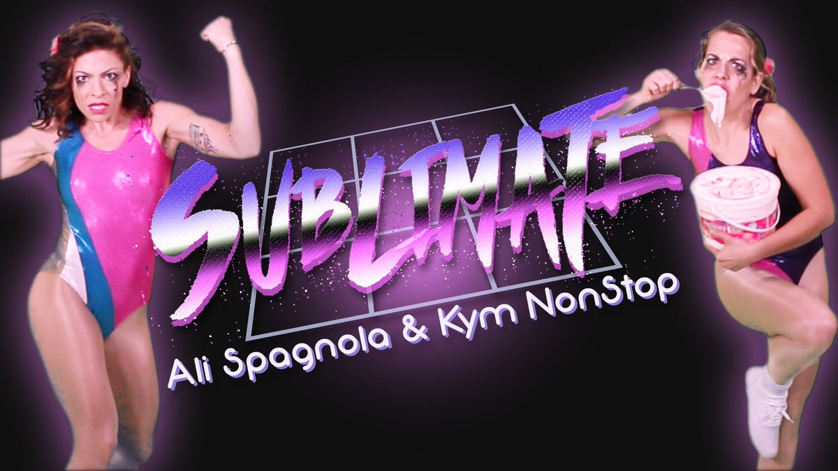 Hot new jam from @alispagnola for all the single ladies this weekend. https://t.co/gvrkEYvr9D #sublimate https://t.co/eJnArL6CgZ
