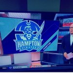Hampton is the first ever HBCU to field a Div. I lacrosse program. https://t.co/mNWiLj4nMG