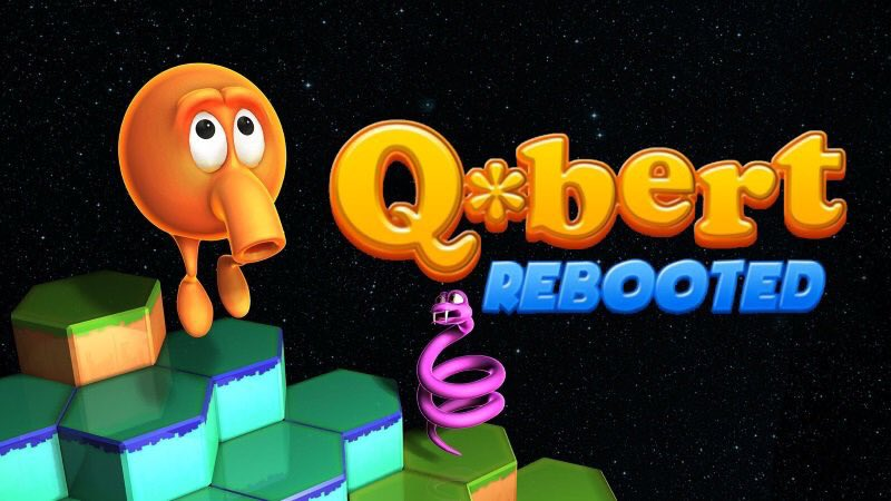 2 Xbox One codes for Q*Bert Rebooted up for grabs. RT & Follow before 8PM GMT Feb 13th to enter! https://t.co/jckqoHBcIr