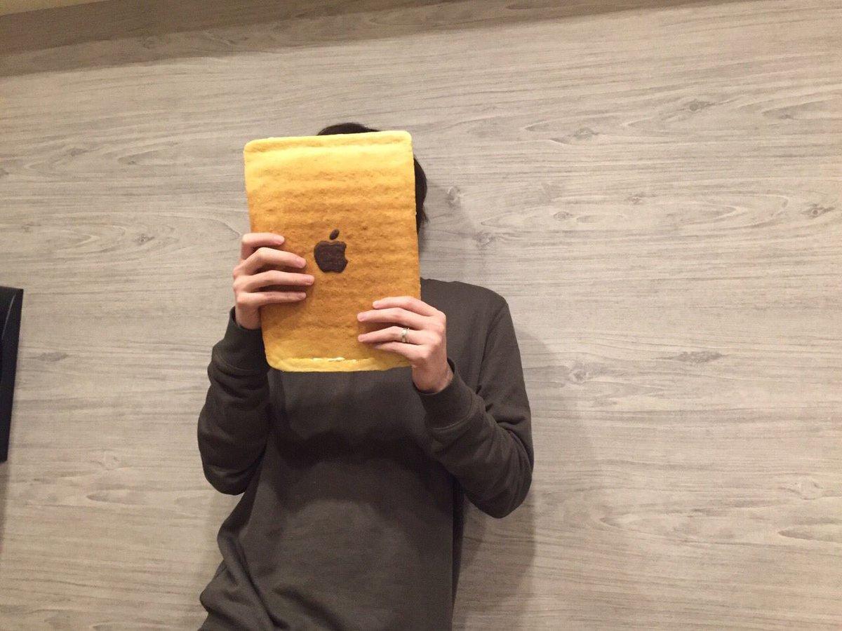 バレンタインだから妻から iPad Pro 貰いました!!!!! https://t.co/DcH9Wbx4VQ