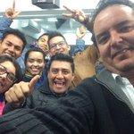 Con toda la banderola de @YODEBUENAS ¡vamos con todo! La mejor actitud solo en @La99fm #cuernavaca #morelos https://t.co/pskzG6VUNx
