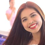 Pampagana ng gabi natin AlDub Nation. A natural smile coming from a natural beauty. ADN FOR MAINE #VoteMaineFPP #KCA https://t.co/30xuysfc4b