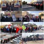 📷 تظاهرات في مختلف مناطق البحرين اليوم الجمعة أكدت على المطالب الشعبية - #البحرين 12 فبراير 2016  #Bahrain https://t.co/BmhGXRdonB