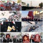 ???? البحرينيون يتظاهرون اليوم الجمعة.. وينادون بالمطالب العادلة - #البحرين 12 فبراير 2016 #Bahrain https://t.co/yuyuJfVRkc