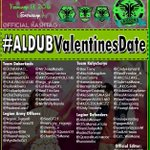 SPREAD OUR OHT BEASTMODE ON ALDUBNATION  #ALDUBValentinesDate https://t.co/LtC0msIHW3
