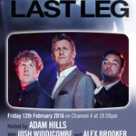 .@TheLastLeg is back tonight LIVE on @Channel4 at 10pm! Get tweeting your #isitok quandaries & #dickoftheyear noms! https://t.co/nL8eMKviwv