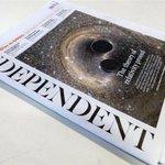 英インディペンデント紙、紙の新聞発行やめてデジタル版へ完全移行 社内からは異論も https://t.co/LzONjZAWAV https://t.co/FOkZbqRgbA