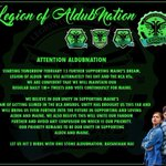 READ ALDUBNATION. LEGION MAKES A STAND TO SUPPORT OHT AND MAINES DREAM #ALDUBValentinesDate https://t.co/ZjTK4MDJwH