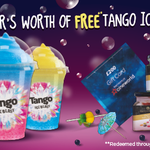 RT for your chance to win 1 years worth of FREE Tango Ice Blasts! Enter by 170216 - T&Cs https://t.co/PWJAPPF1qH https://t.co/CZ9IHbWWor