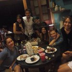 Kathryn having a good time with her PSY colleagues! ????❤️ © starcreativestv #VoteKathrynFPP #KCA https://t.co/eWtpx2Q4Py