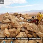 سقوط عدد من عناصر تنظيم #داعش قتلى وهروب الباقين في #القلمون_الشرقي على يد مجاهدي #جيش_الاسلام #سوريا #ريف_دمشق https://t.co/9hG9SsQgcT