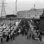 Matchday at Celtic Park (1968) #celtic #glasgow #scotland https://t.co/pWxYk7YXE7